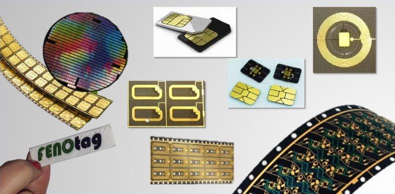 RFID textile tag Fenotag
